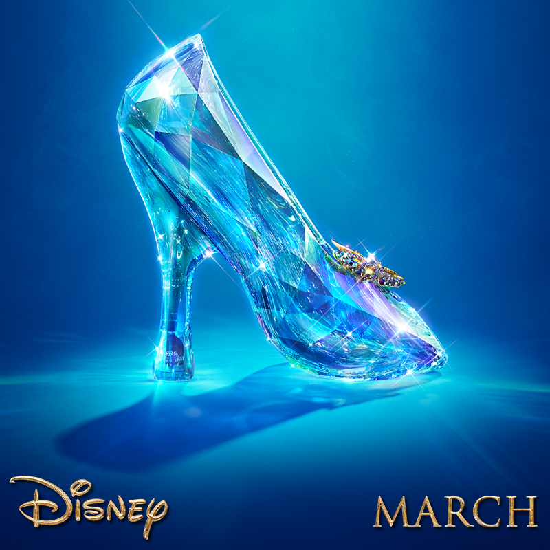 I'm In Los Angeles For The #CinderellaEvent