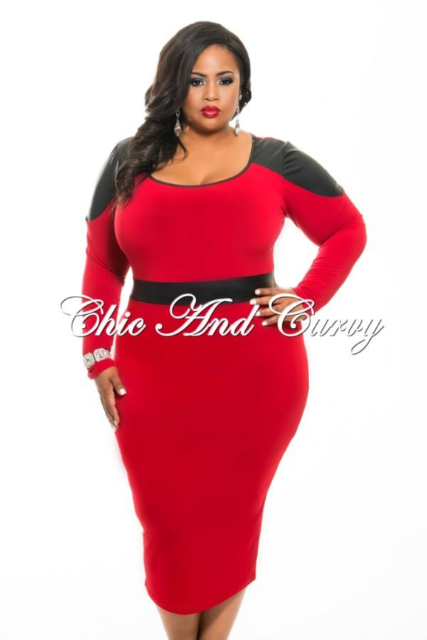 Valentine's Day Dresses For The Curvy Gal!
