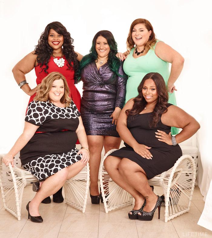 New Reality Show: Big Women Big Love