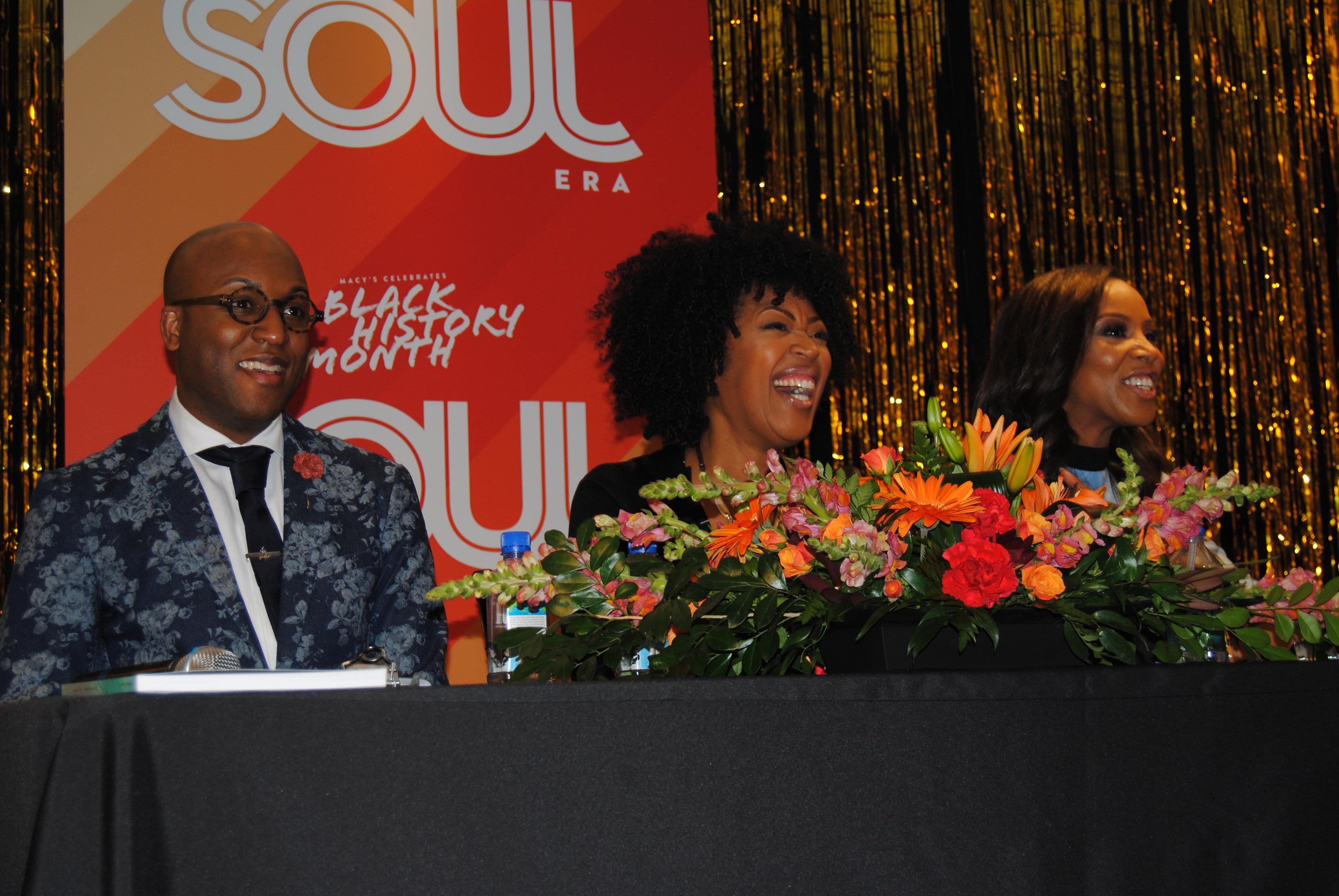Macy's Celebrate Black History Month #TheSoulEra