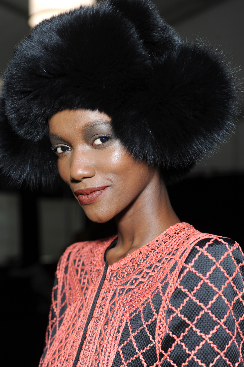 Get The Look: Nars For Naeem Khan Fall 2015 #NYFW