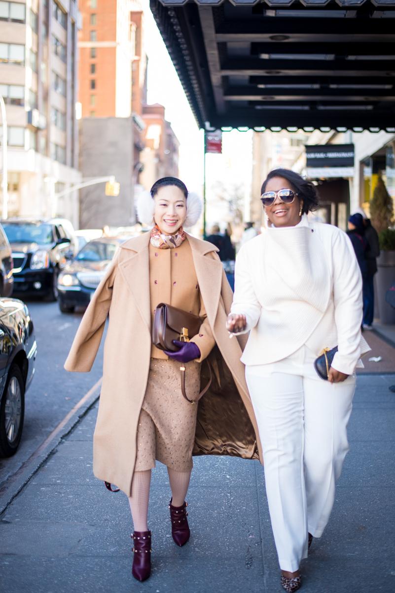 NYC Street Style: New York Fashion Week Day 3 #NYFW