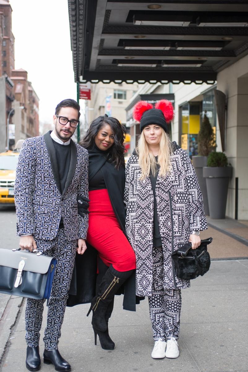 NYC Street Style: New York Fashion Week Day 2 #NYFW