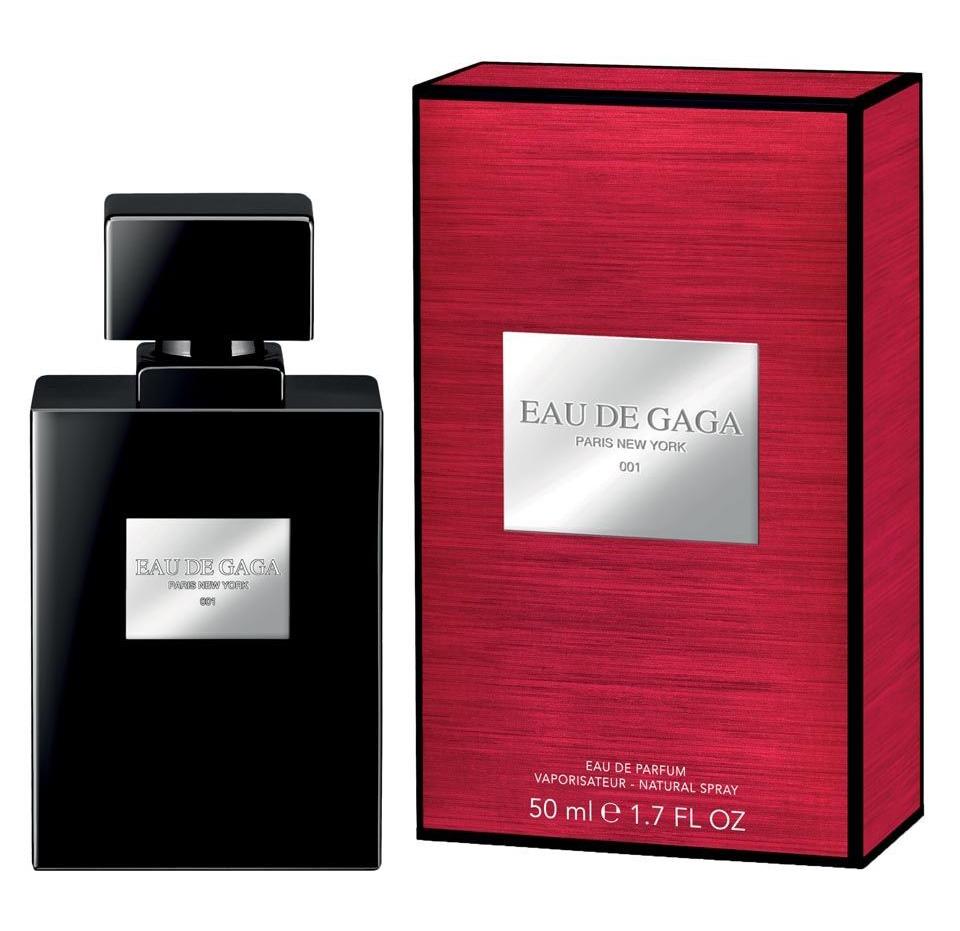 Pinky Review:  Eau de Gaga Fragrance