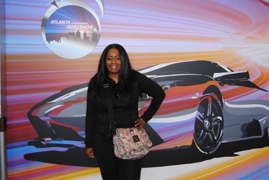 Atlanta International Auto Show 2015
