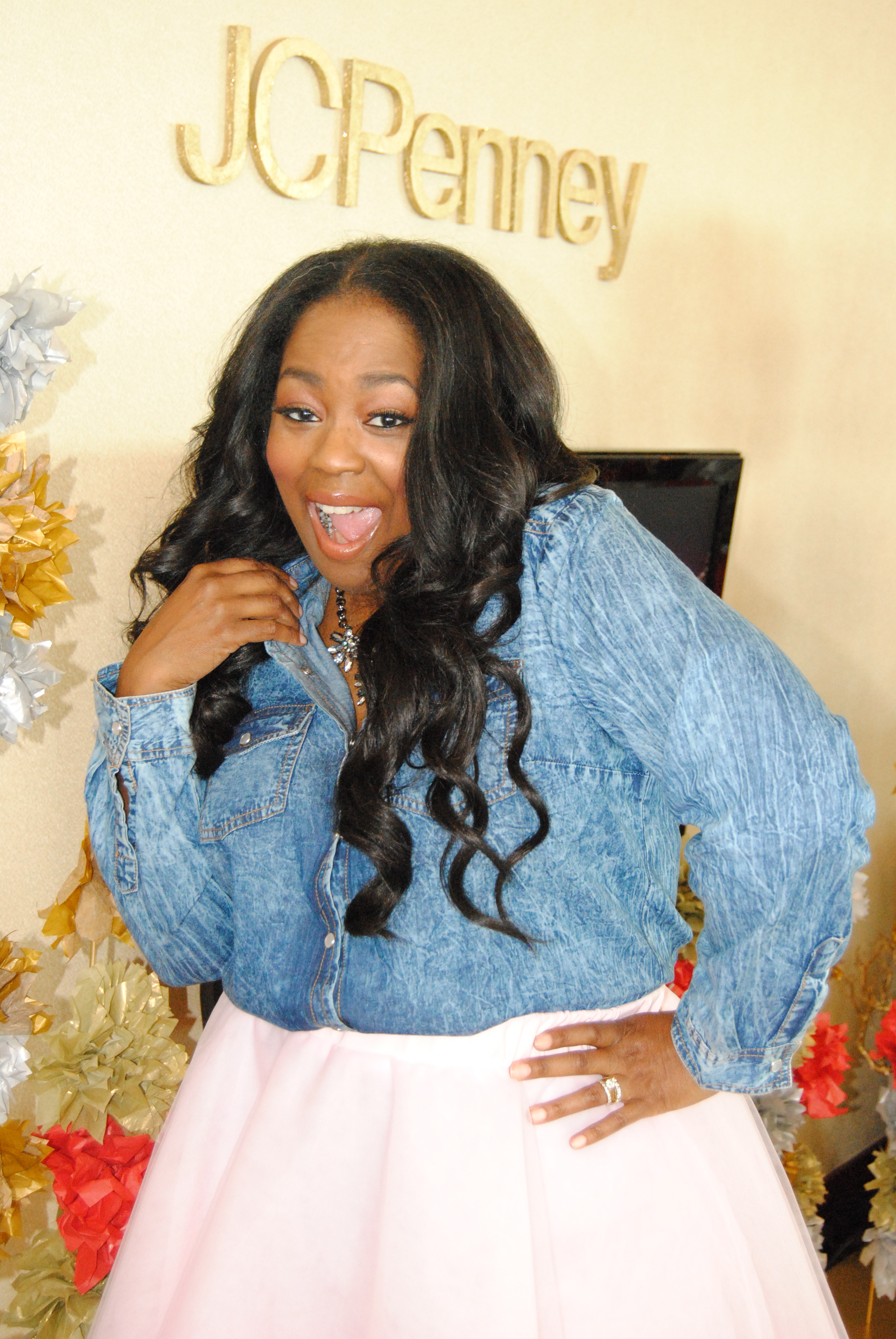 My Glam Ball Experience With JCPenney  #JCPCinderellaMoment
