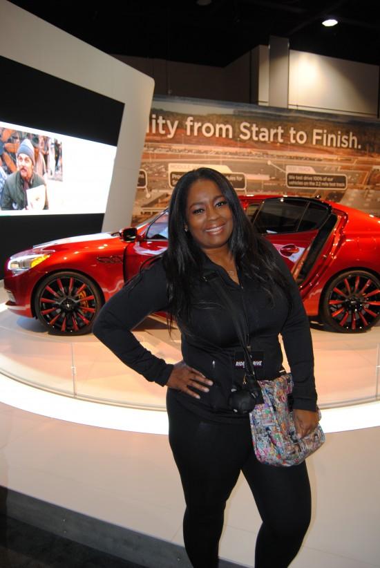 Lebron James Custom K900 At The Atlanta International Auto Show