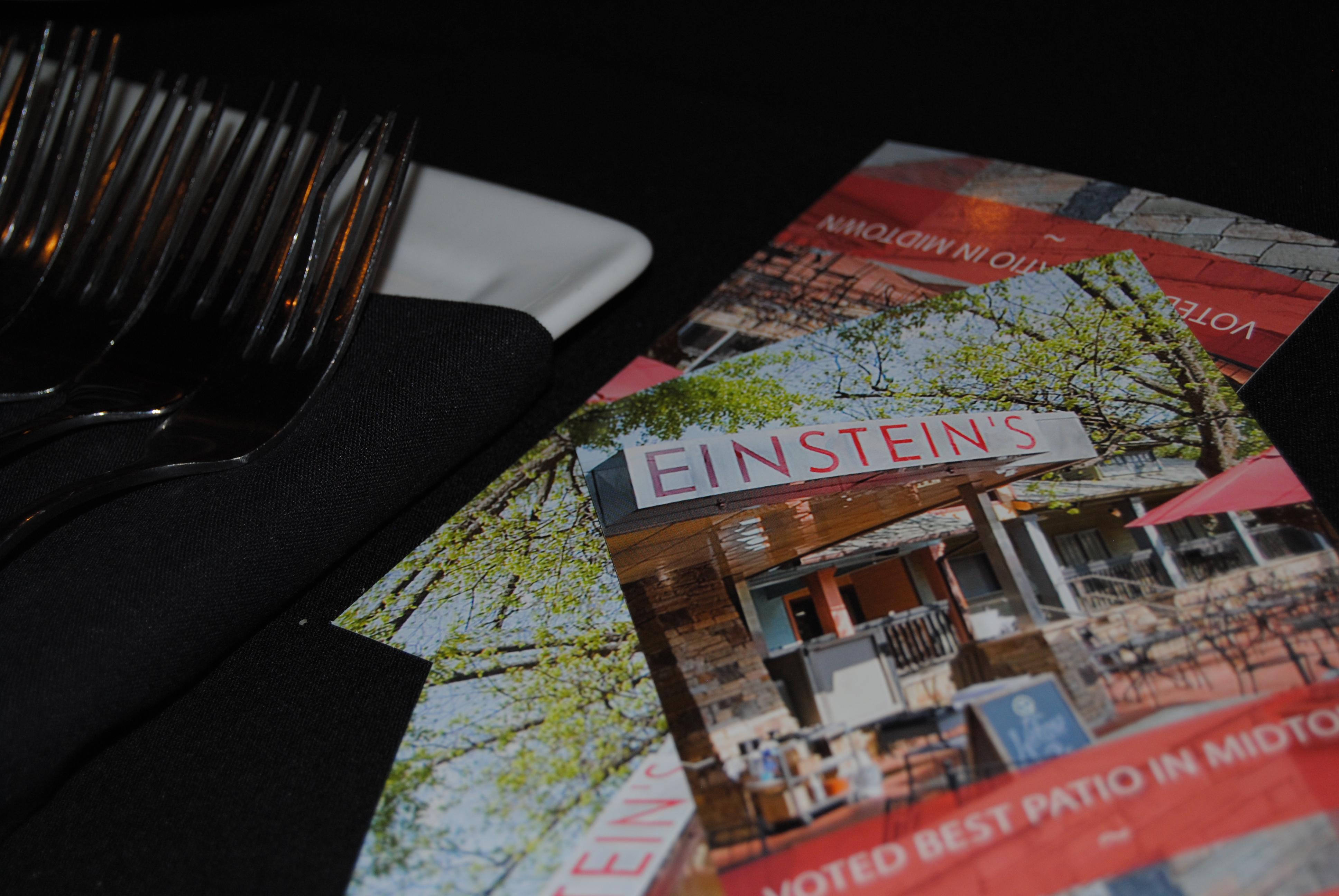 Einstein's Press Dinner Tasting With BE Magazine #BEEinsteins