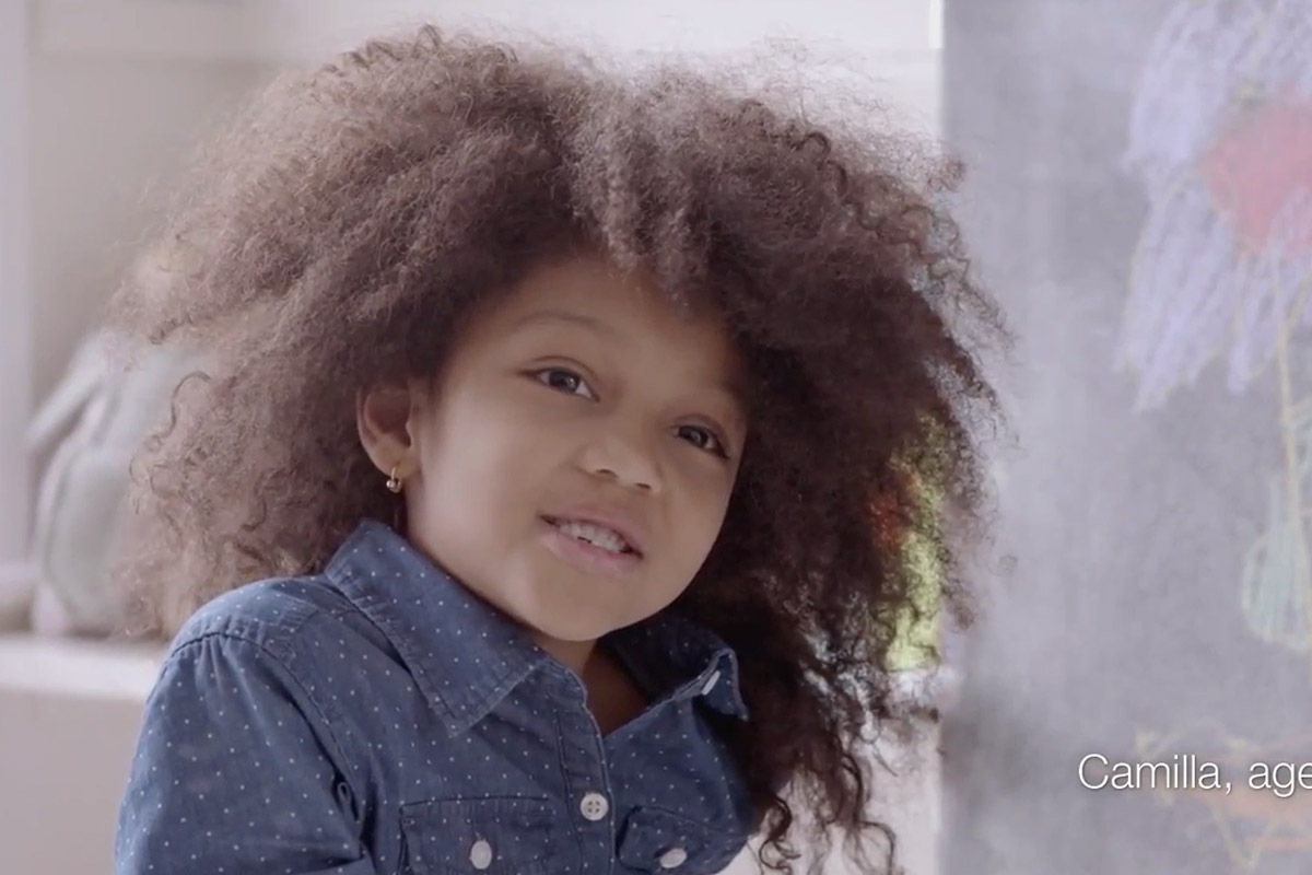 Dove Hair: Love Your Curls