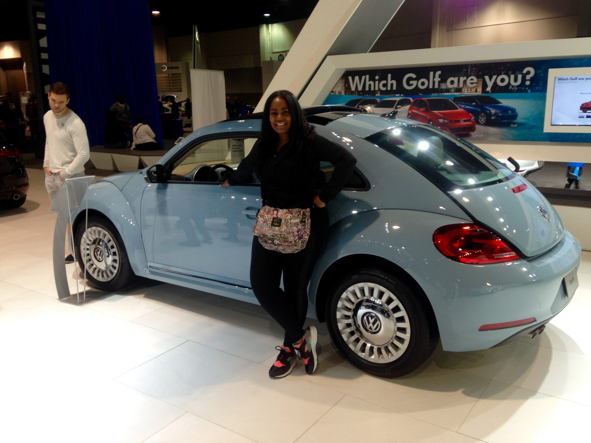 The All-New Volkswagon Beetle, My Dream Car!