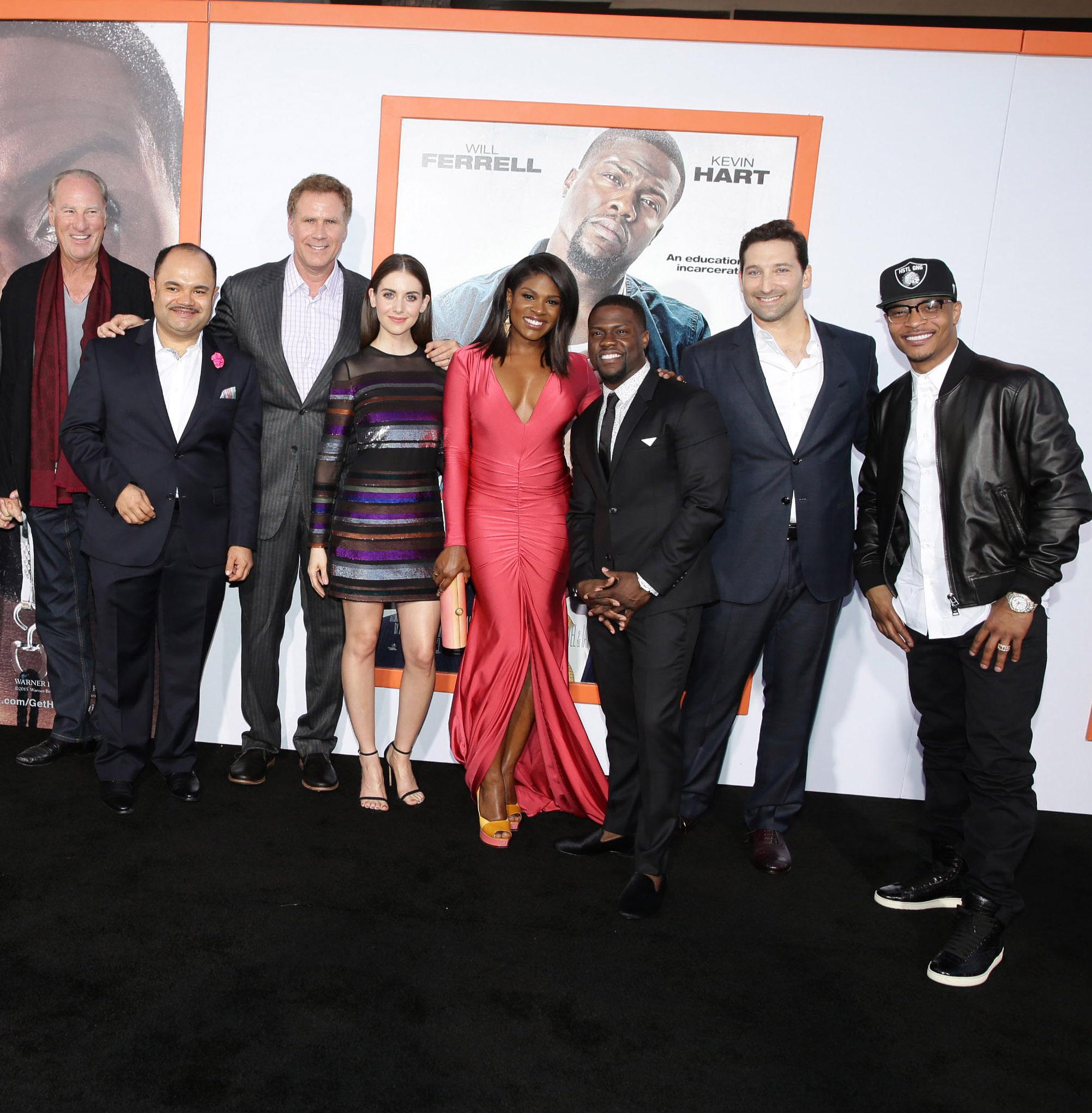'Get Hard' Premiere In Los Angeles