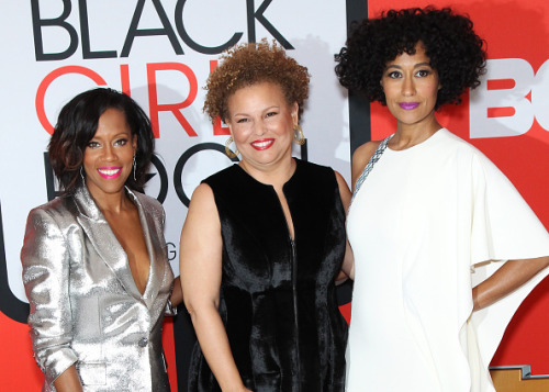 Red Carpet Arrivals: Black Girls Rock 2015