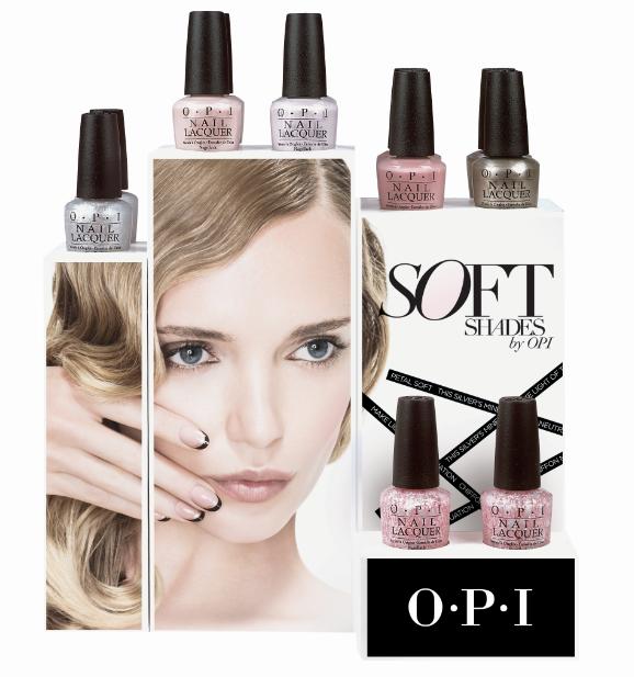 OPI Presents…Soft Shades