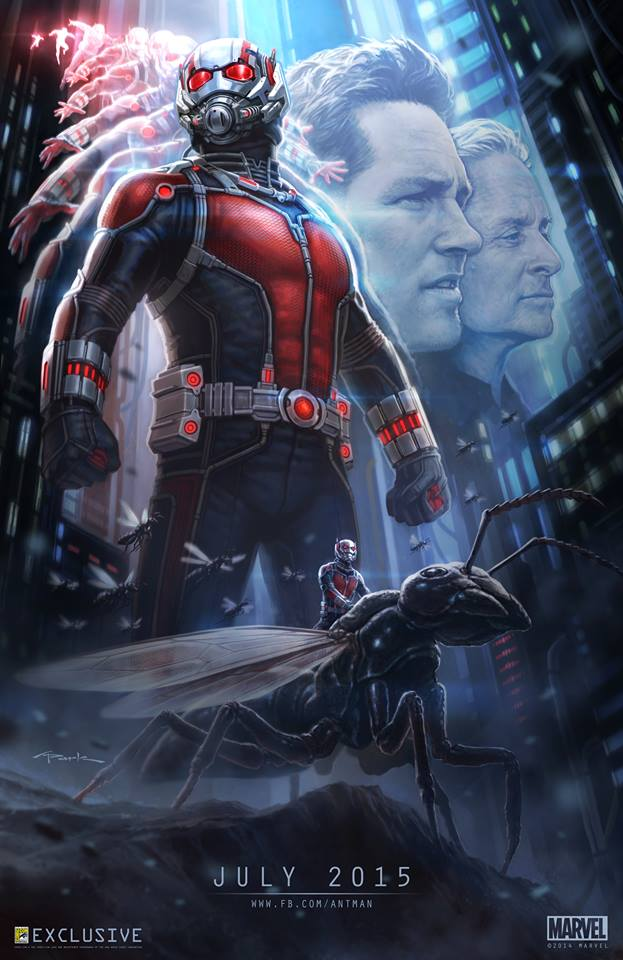 New Movie: Ant Man