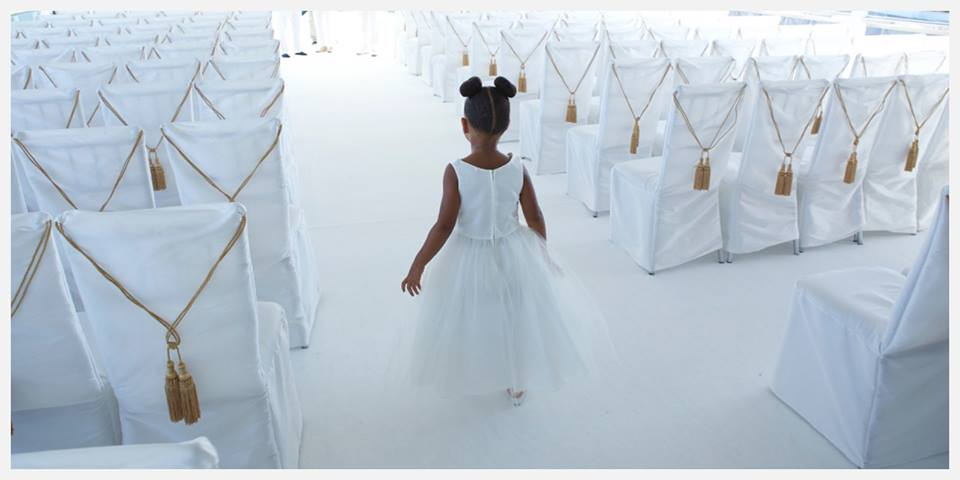 Inside Tina 'Mama' Knowles & Richard Lawson Big Wedding Day