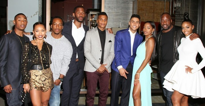 KeKe Palmer, Bryshere Gray, & More Attend 'Brotherly Love' Premiere In Los Angeles