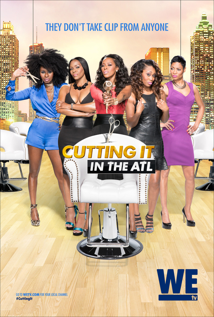 New Reality Show: Cutting It: In The ATL