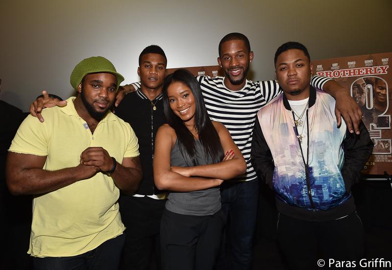 KeKe Palmer, Cory Hardrict Stop In Atlanta To Promote New Film, 'Brotherly Love'