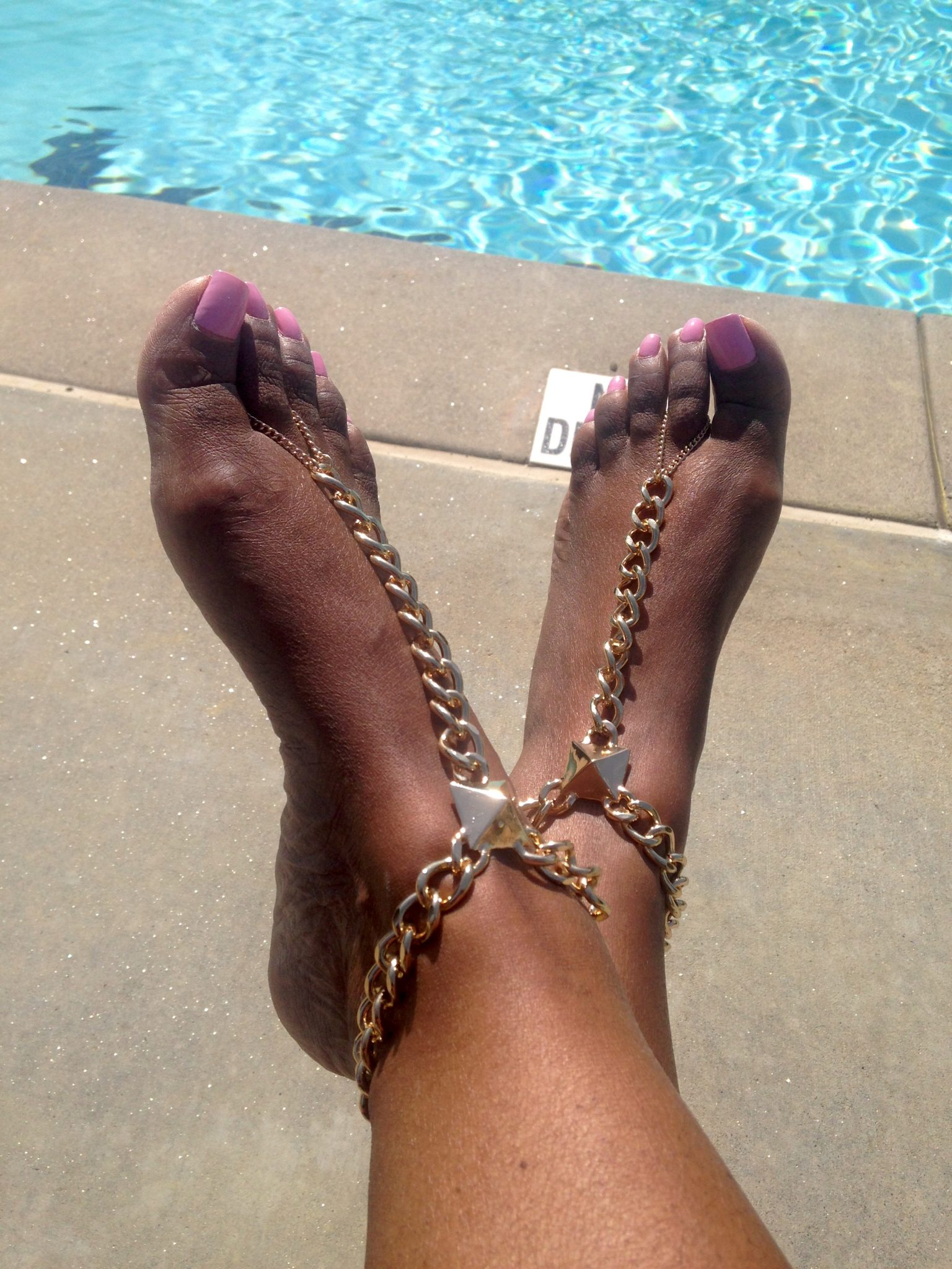Cool Product: Pretty Xclusive Drop Anklet