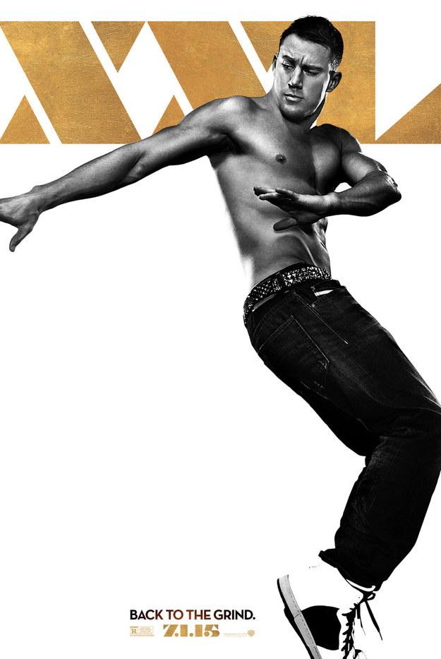 Channing Tatum Twerks For J Lo At MTV Movie Awards