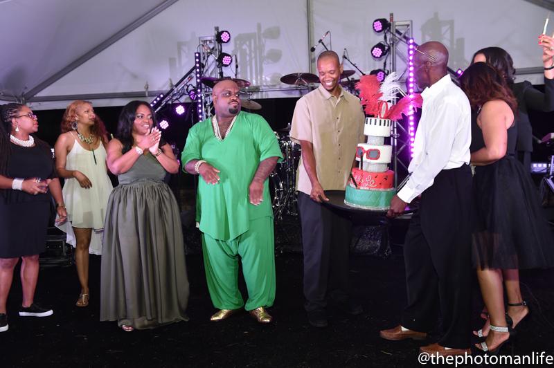 Ceelo Green's 40th Birthday Bash