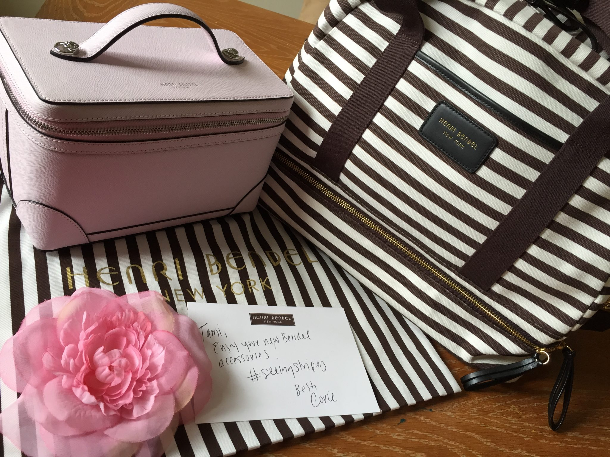 Currently Obsessed With: Henri Bendel Travel Essentials
