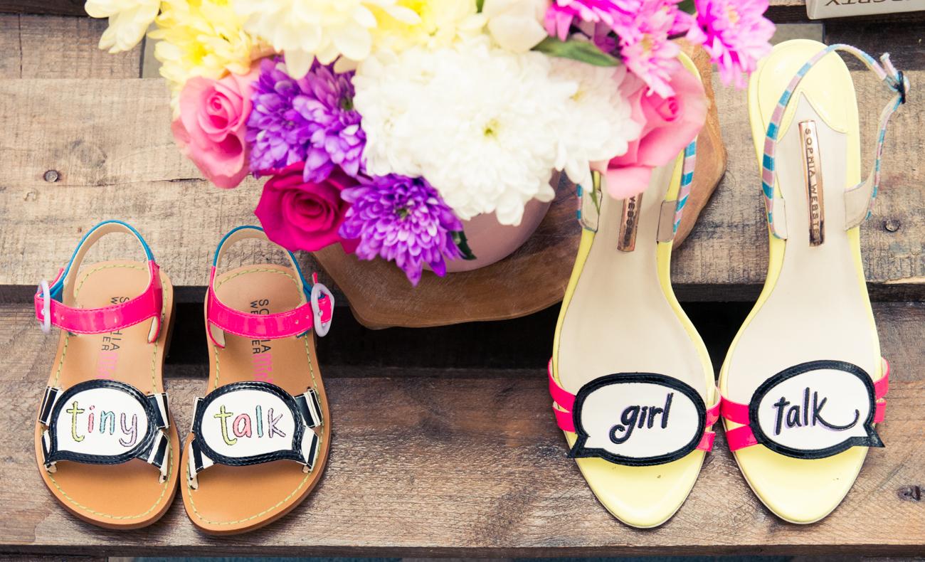 Sneak Peek: Inside Shoe Designer Sophia Webster's Closet