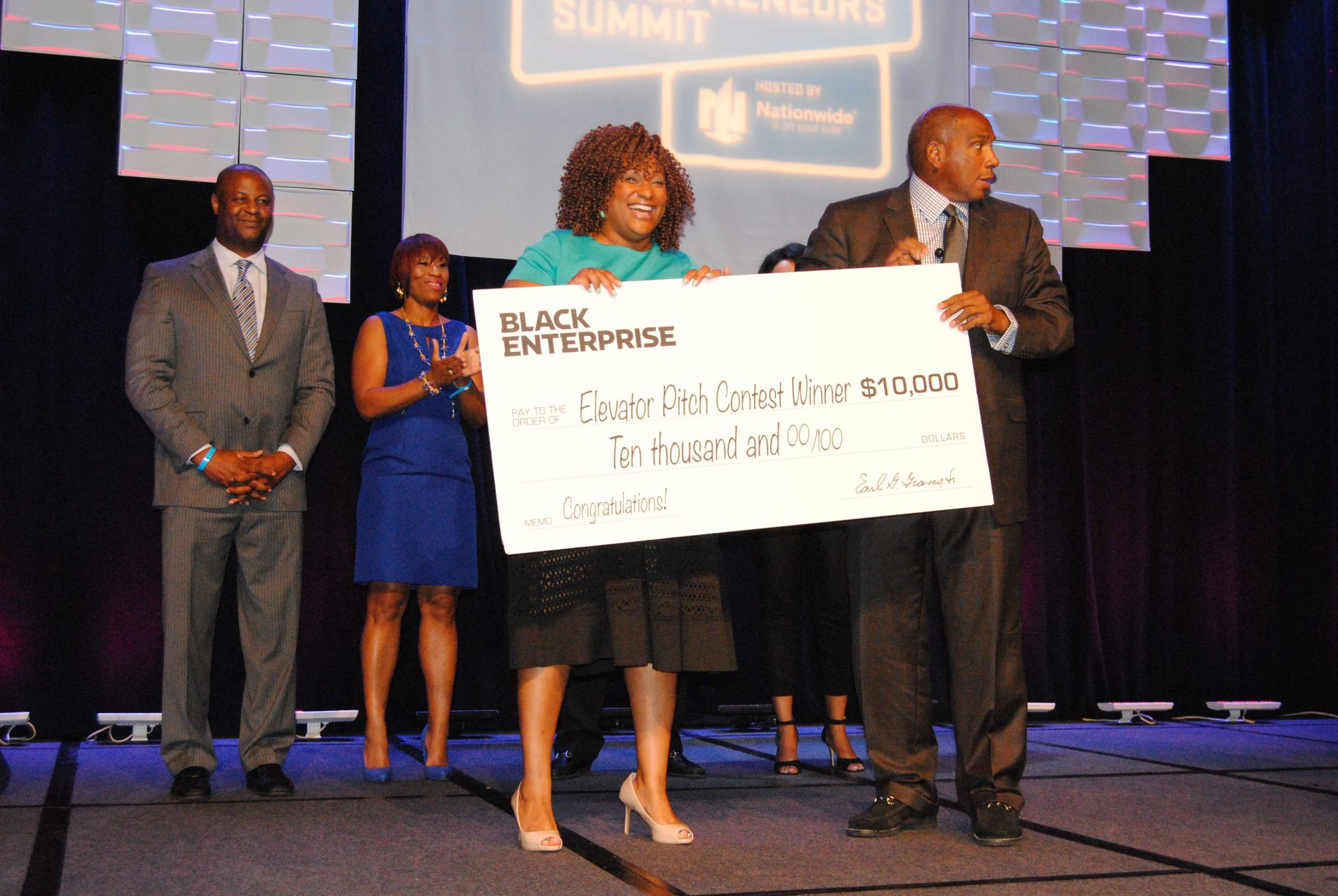 Important Things I Learned At Black Enterprise's 'Going Up' Elevator Pitch Event