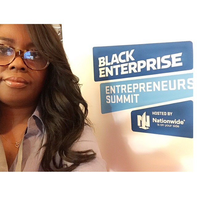 What A Great Experience At The Black Enterprise Entrepreneurs Summit