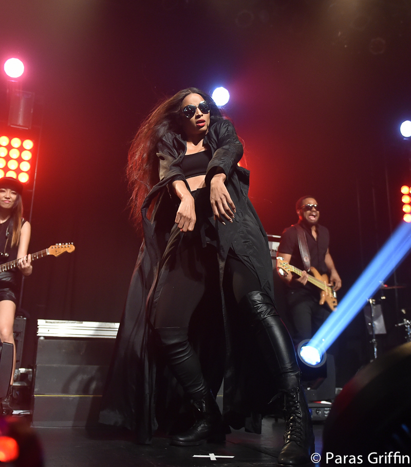 Cool Shots Of Ciara's Concert Performance Here in Atlanta! #JackieTour