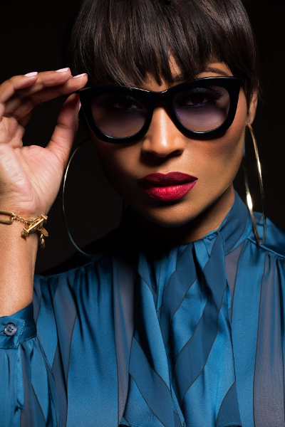 Cynthia Bailey Launches New Eyewear Collection