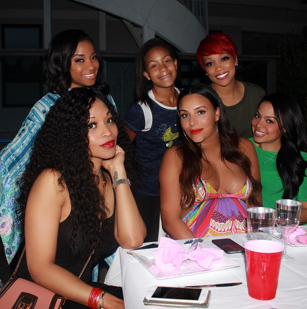 Eudoxie Celebrates Her Birthday With Intimate Dinner Party In Atlanta