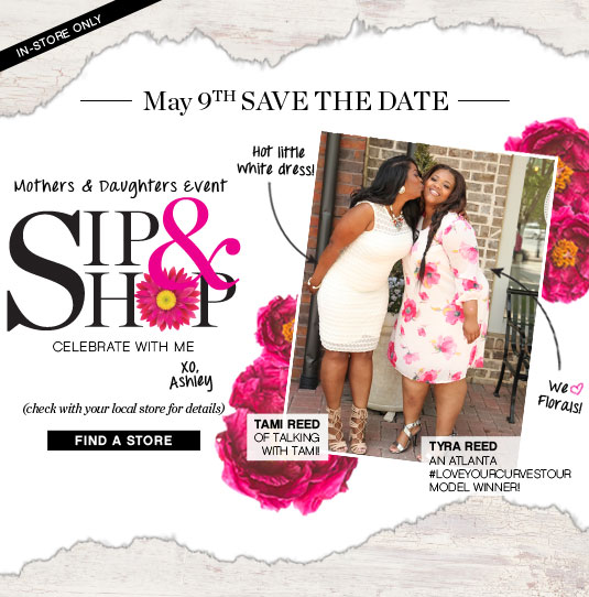Ashley Stewart's Mother's Day Ad Campaign!