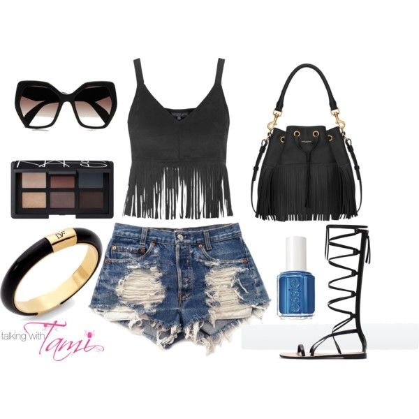 What To Wear: To A Music Festival