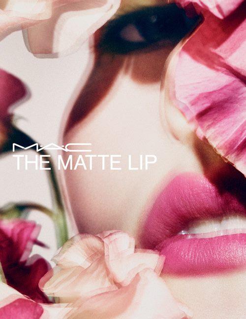 MAC Presents: The Matte Lip