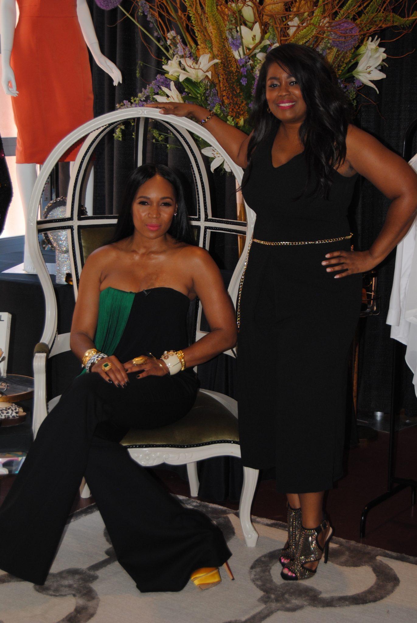 Atlanta Street Style: Marlo Hampton's 'The Art Of Style' Seminar