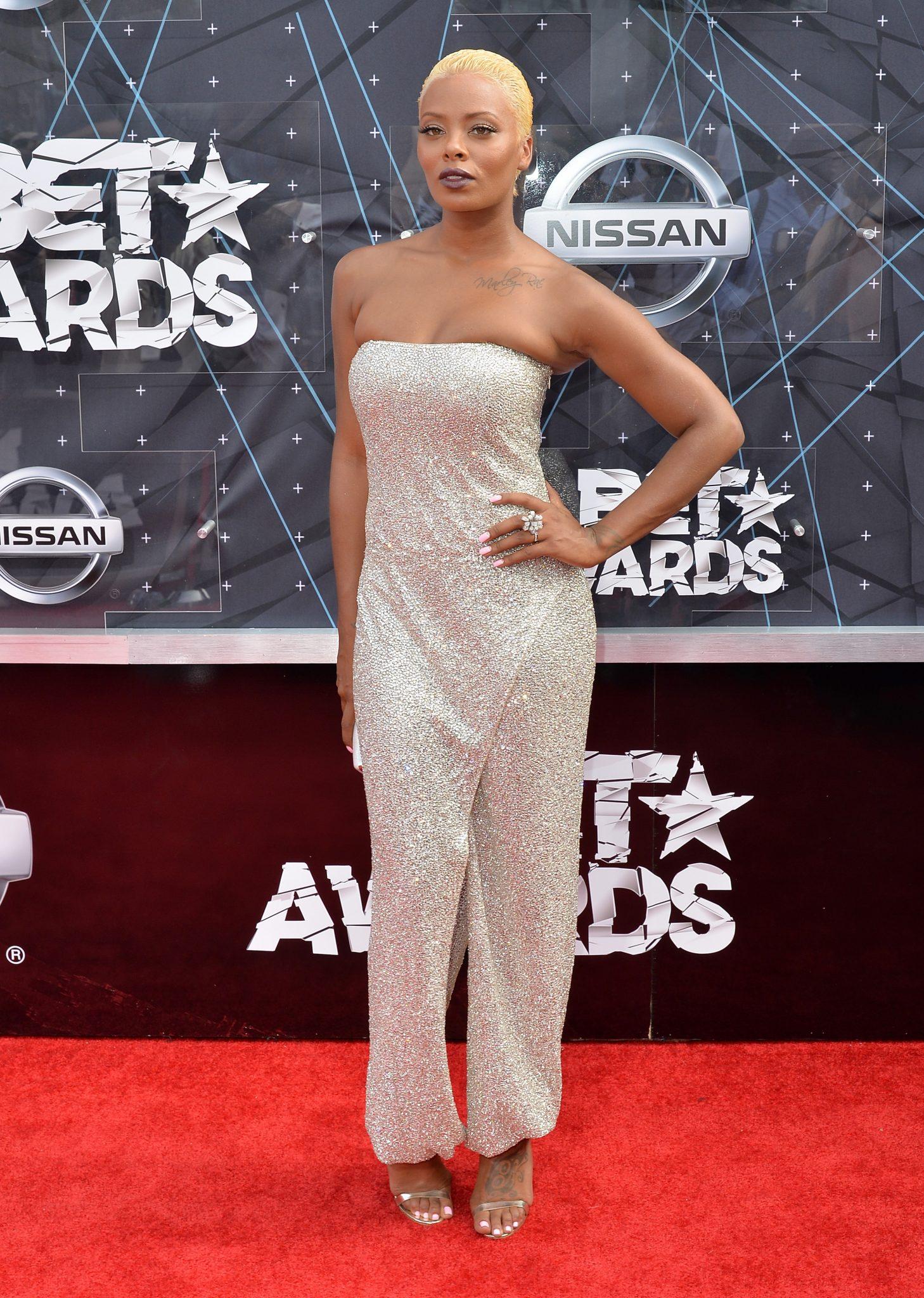 Red Carpet Arrivals: BET Awards #2015