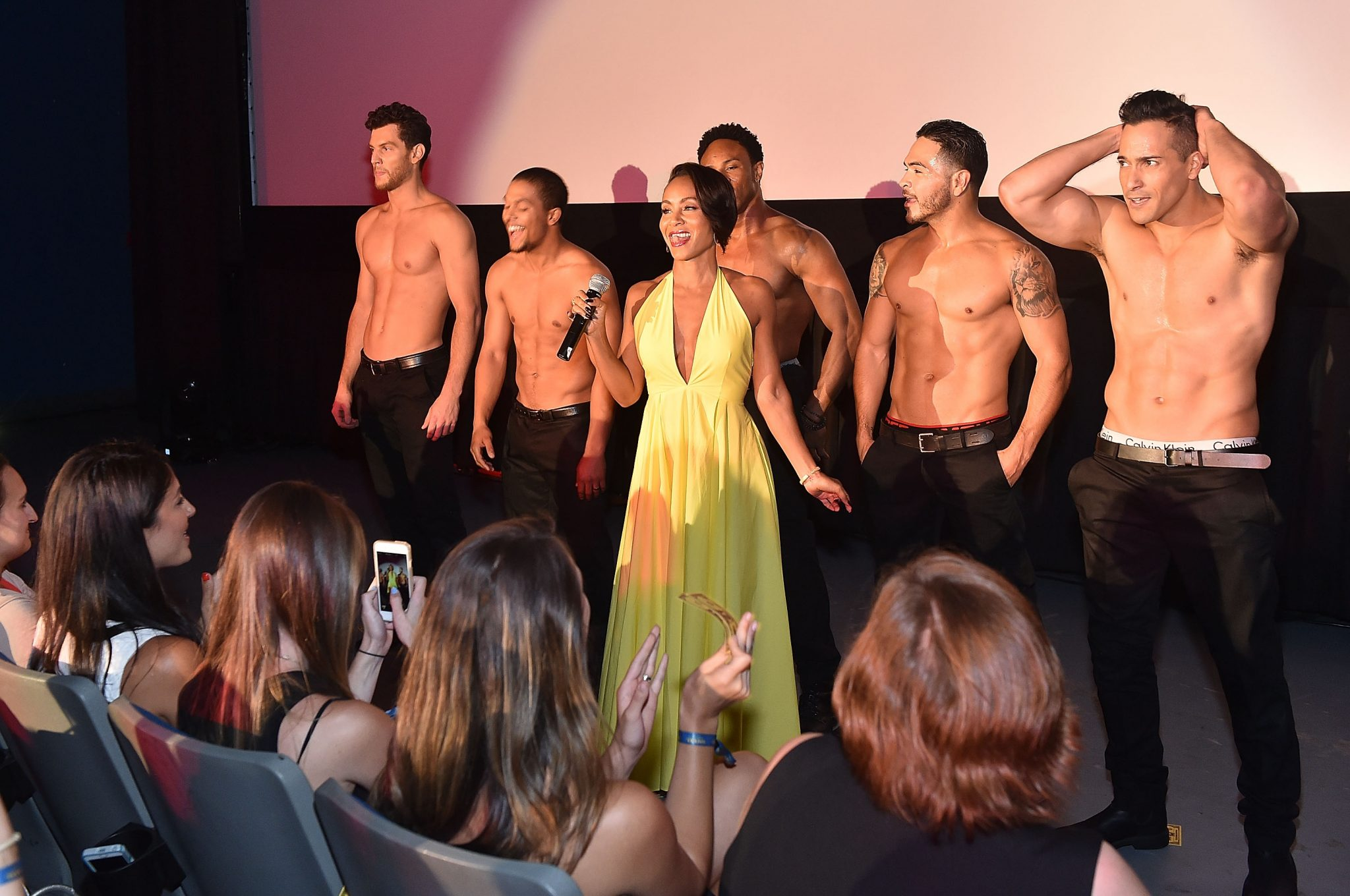 Ladies Night Out Private Screening Of 'Magic Mike XXL'