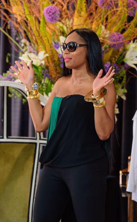 Recap: Marlo Hampton's The Art of Style Fashion Seminar