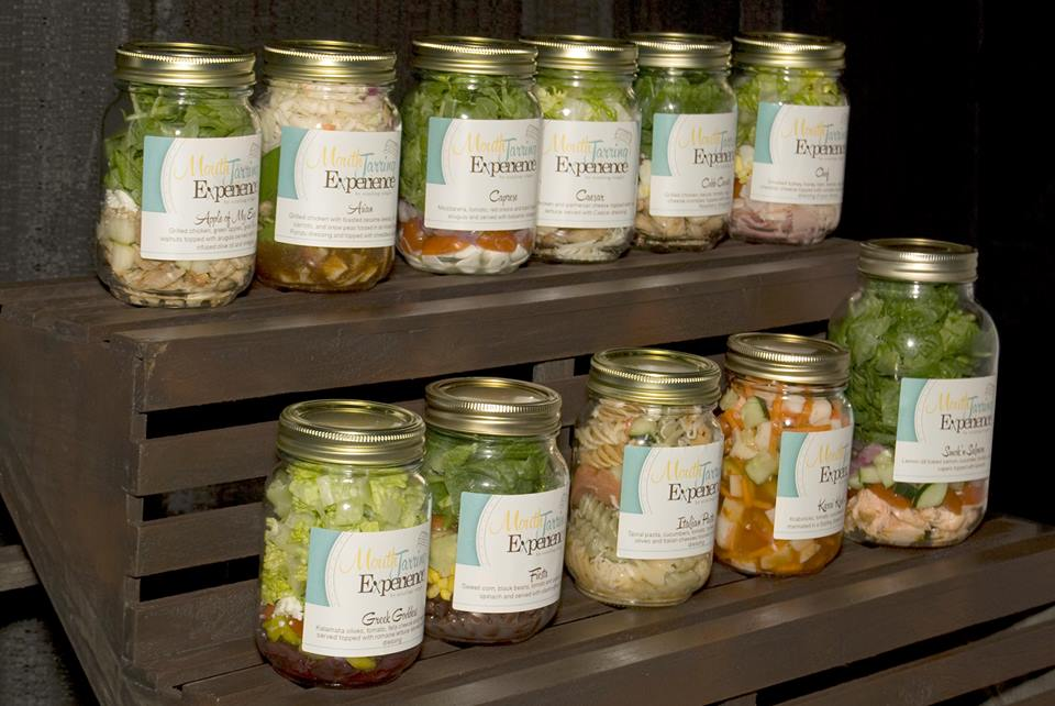 Cool Product: Mouth Jarring Salads