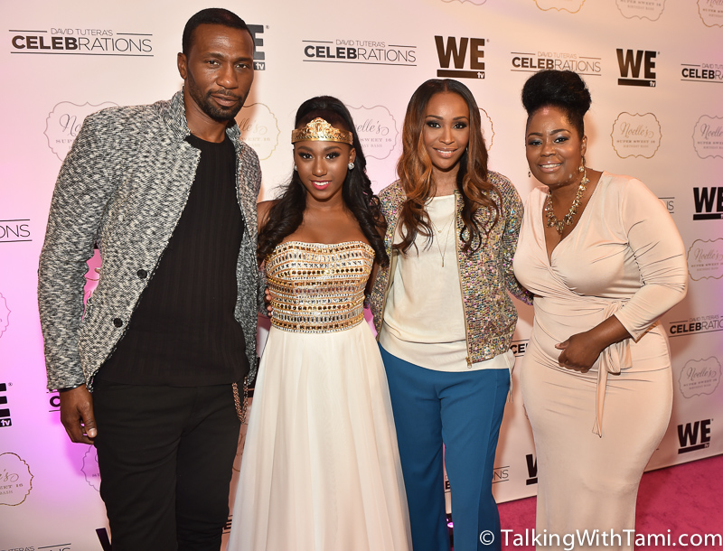 Cynthia Bailey & Leon's Daughter Noelle's Super Sweet 16