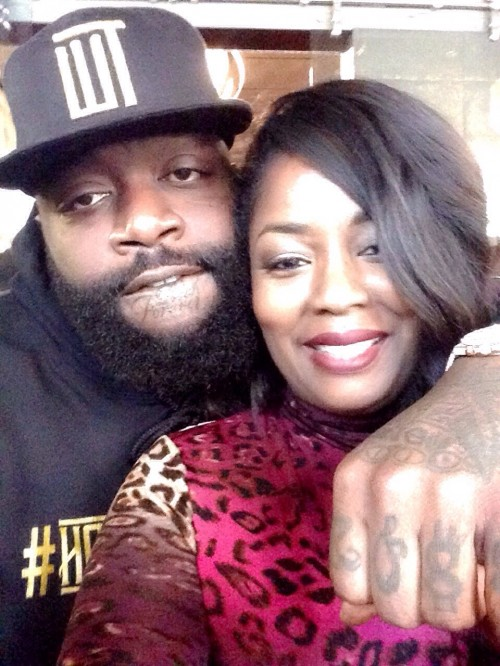 TWT TEA: Rick Ross Bails Everybody Out of Jail! You Get Out Of Jail, And You Get Out Too LOL!