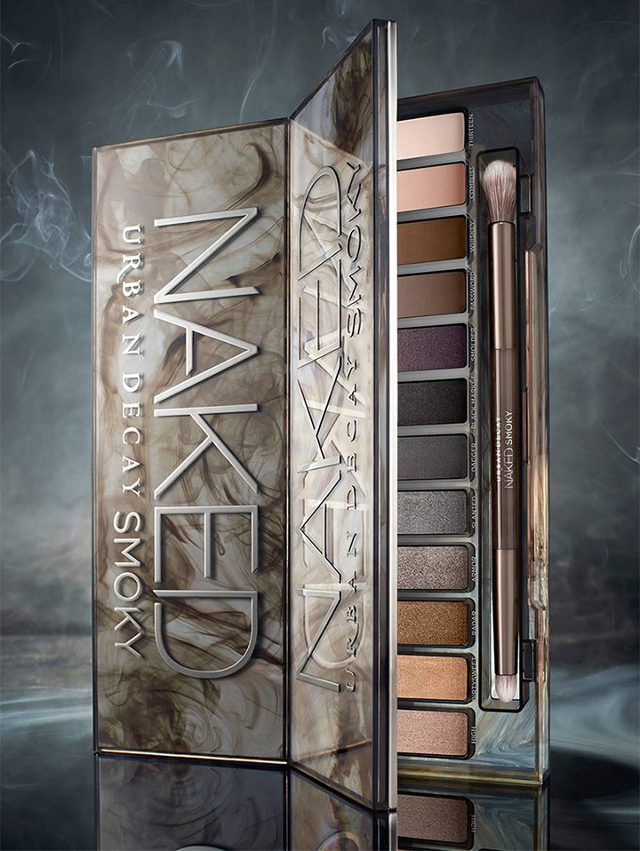 Cool Product: Urban Decay Naked Smoky Palette for Summer 2015