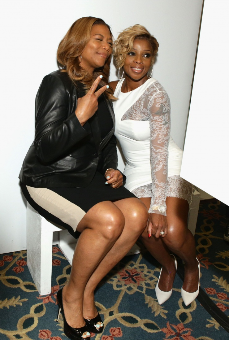 Queen Latifah & Mary J. Blige Set For NBC'S The Wiz Live!