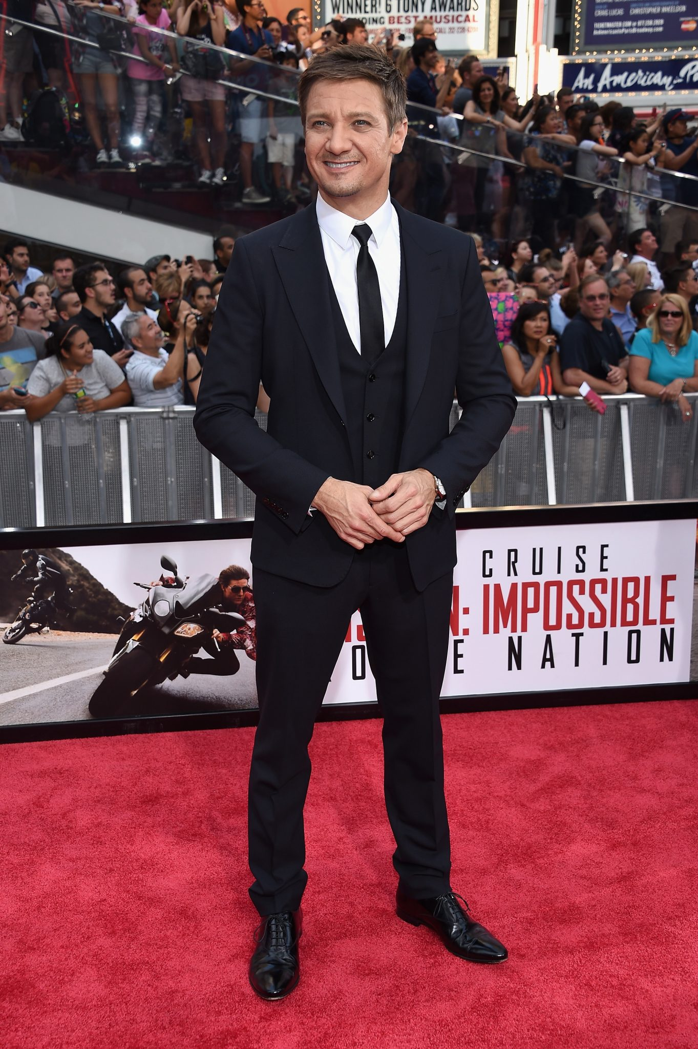 Mission Impossible-Rogue Nation New York Premiere