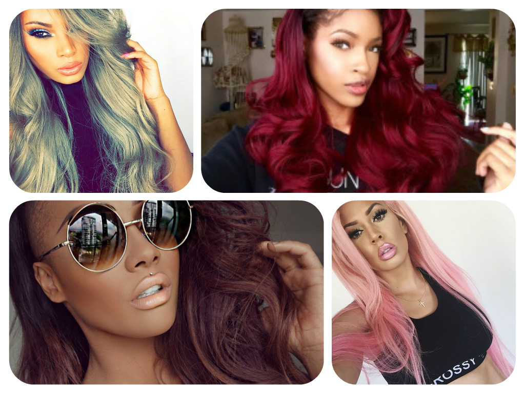 Beauty Trend: Bold Hair Color For Summer