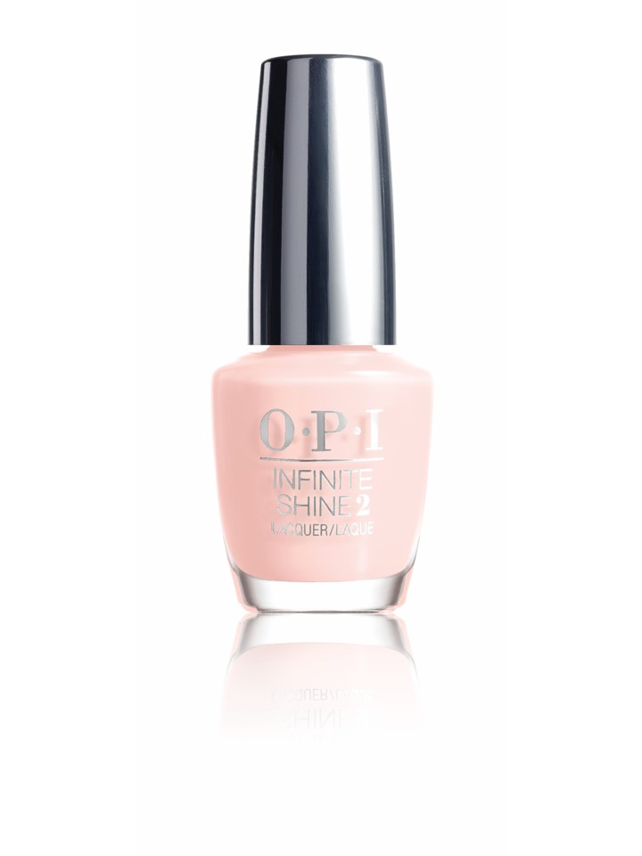 Pinktastic Saturday: OPI Soft Shades Infinite Shine