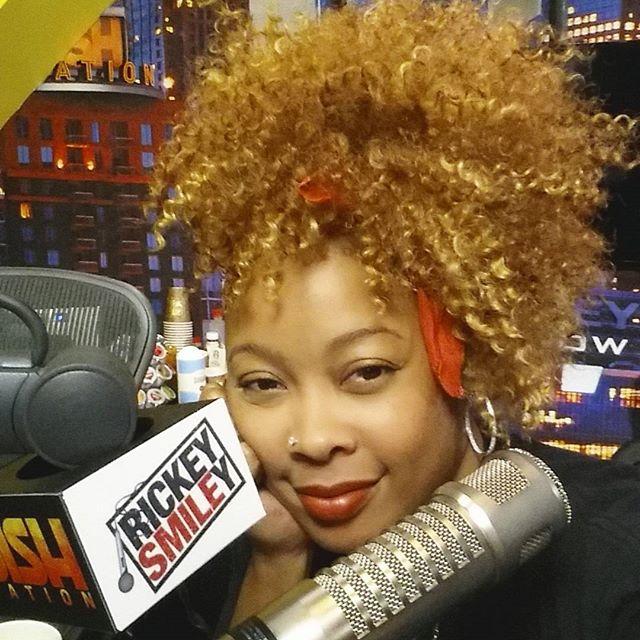 Da Brat Replaces Claudia Jordan On The Rickey Smiley Morning Show