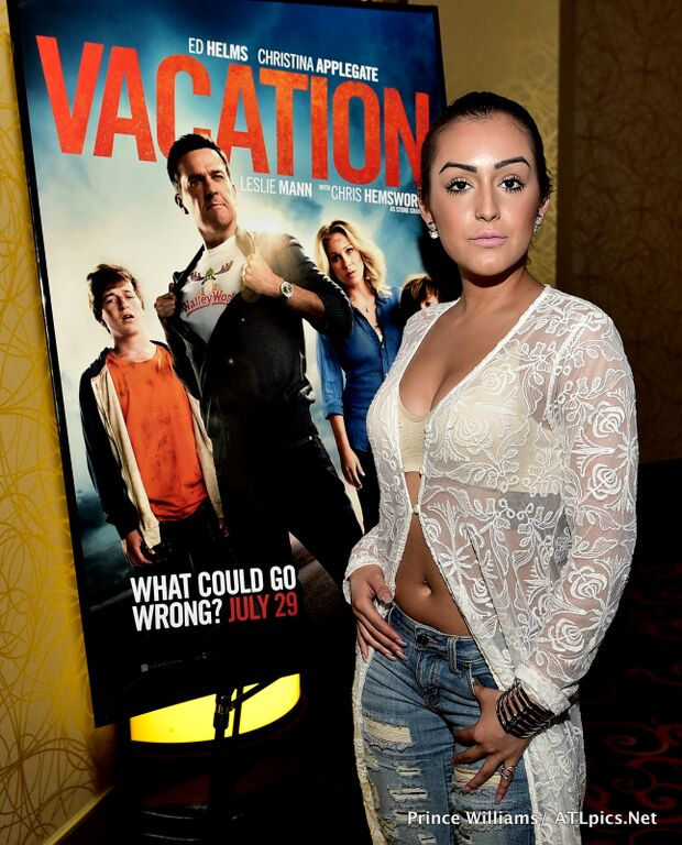 VIP's Turn Out To See 'Vacation' Screening In Atlanta!
