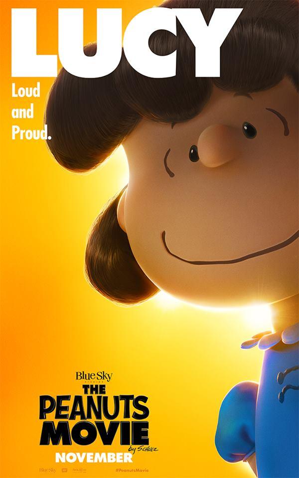 New Movie: The Peanuts Movie